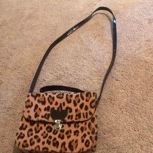 little Cheetah print bag
